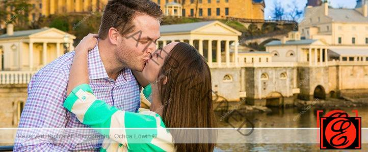Philadelphia Museum of Art – Joanna + Tim Engagement