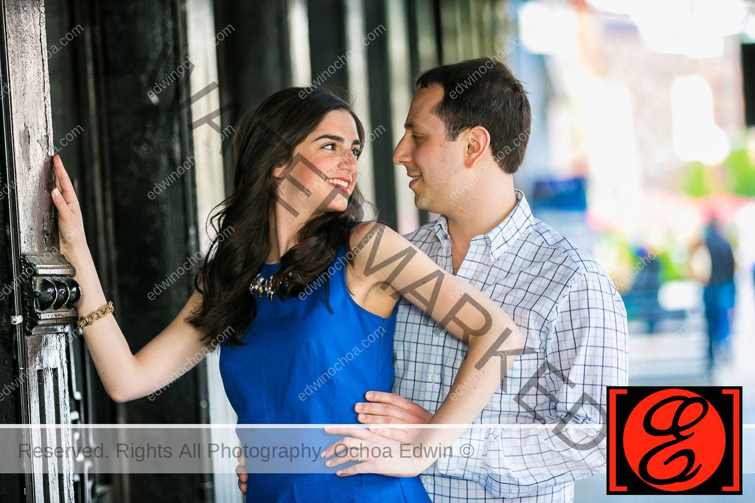 Bonni and David Engagement Photo Session