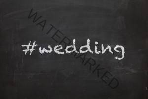 hashtag-wedding