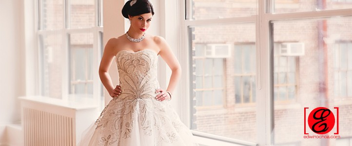 Snow White Winter Wedding Inspiration