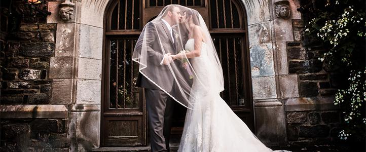 Skylands Manor Wedding - Kristi and Trevor