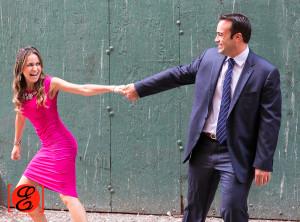 Loren and Danny Engagement Shoot (Tribeca)