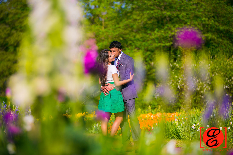 Lisha + Alvin Engagement