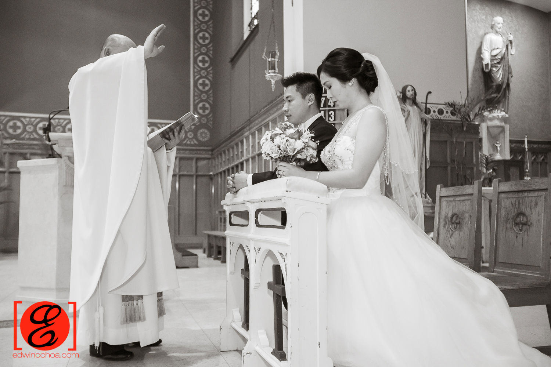 Gwen and Long Wedding