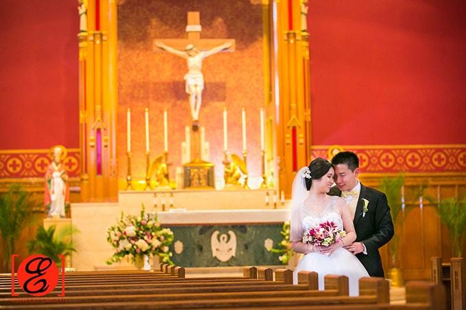 Divine Mercy Catholic Church Wedding