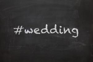 hashtag-wedding