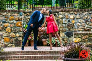 longwood gardens couples kissing