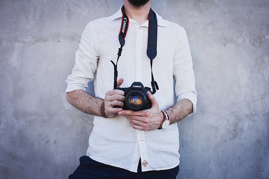 second photographer