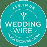 as seen on weddingwire 1